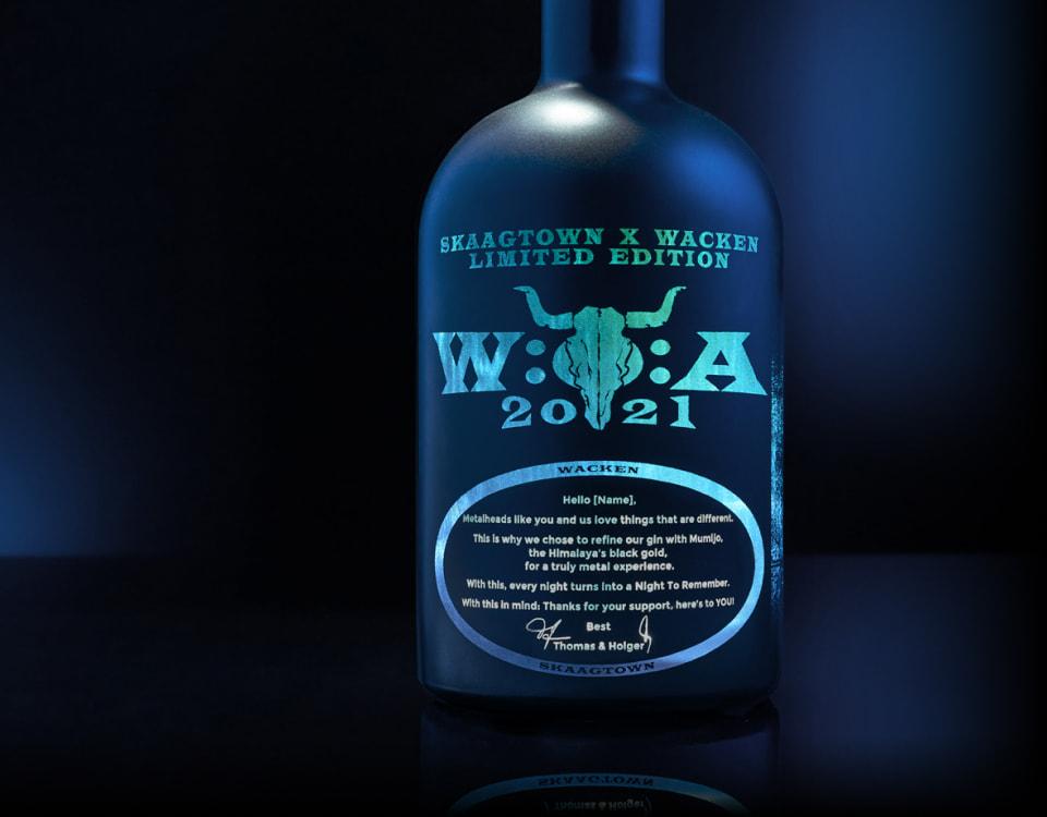 WACKEN 2021 LIMITED EDITION GIN
